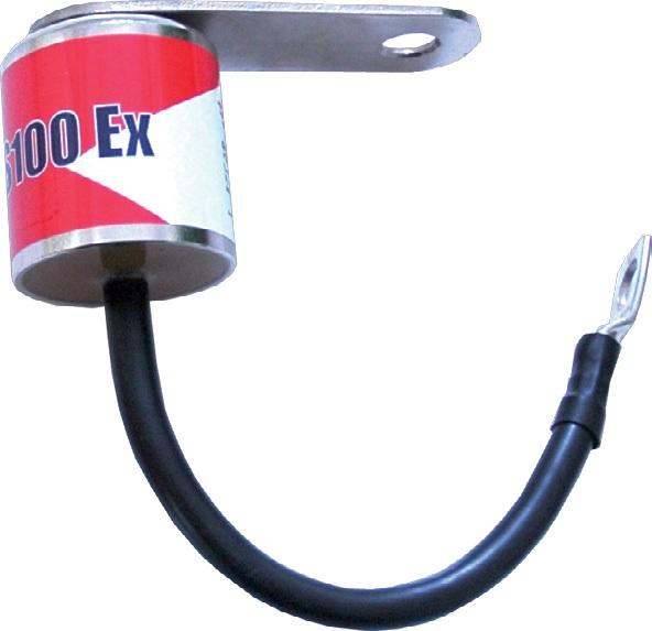 Iskiernik separacyjny - HGS100 Ex