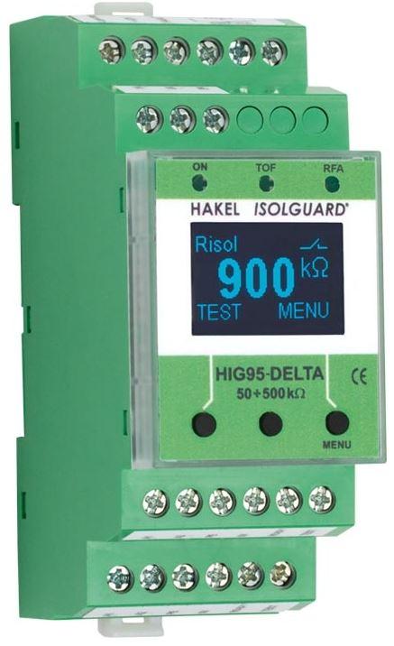 HIG95-DELTA - kontrola stanu izolacji w służbie zdrowia